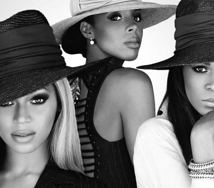 Destiny's Child, R&B girl group whose current line-up comprises of Beyoncé Knowles, Kelly Rowland & Michelle Williams. Their name comes from a biblical passage in the Book of Isaiah, selected by Beyoncé's mother. The group has sold 50M+ records worldwide to date, making them the world's 3rd best-selling female group (after Spice Girls & TLC) of all time, and in March 2006, was inducted into the Hollywood Walk of Fame. Billboard ranks them as one of the greatest musical trios of all time.
