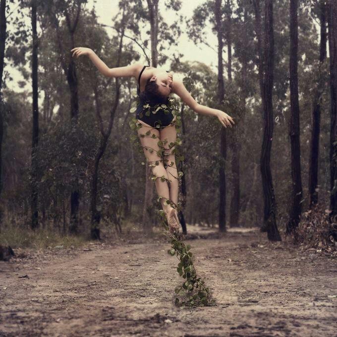 Breathtaking Surreal Self Portraits by 20-Year-Old Rachel Baran