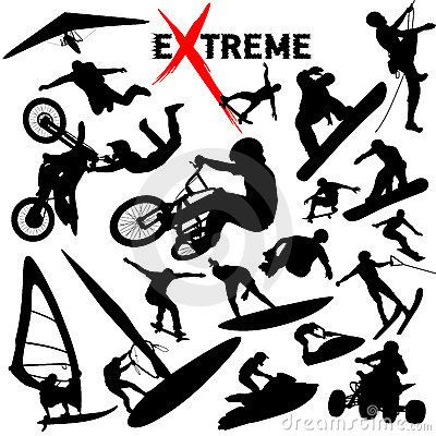 Xtreme Sports collage | Extreme Sports | Pinterest ...