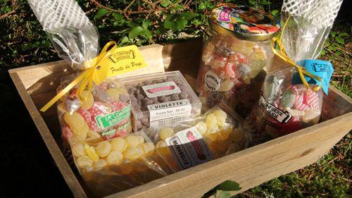Visite gratuite de la Confiserie Bressaude à Plainfaing pour découvrir les secrets de fabrication de bombons et nugats. L'atelier de fabrication est visitable du lundi au samedi.  Le matin, deux cuissons sont programmées : à 10 et 11 11 heures.  L'après-midi, à 14, 15 et 17h15.