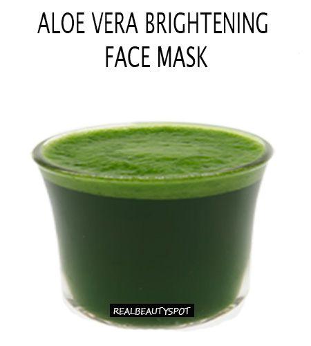 5 Amazing Homemade Skin Brightening Face Masks