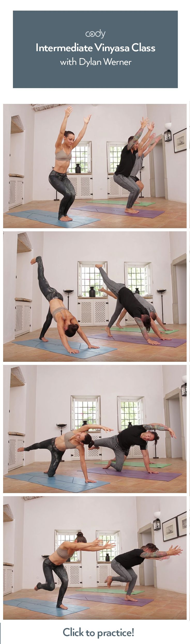 46++ Yoga flow sequence video trends