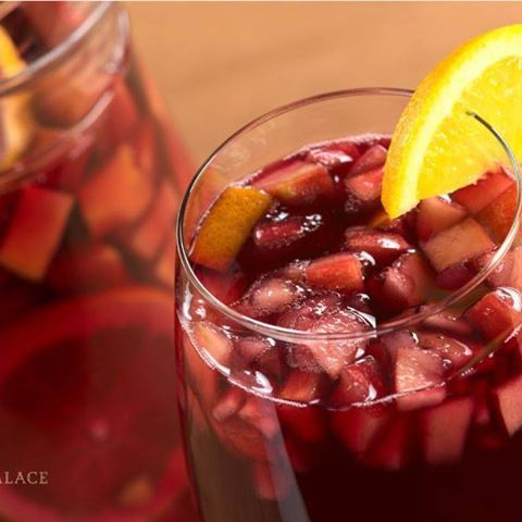 Join us this Friday, July 28, for some homemade Sangria and delicious tapas! #ElectraTastes #ElectraPalaceThessaloniki