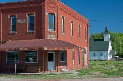 Frank Thompson's Kansas Journeys in Caldwell