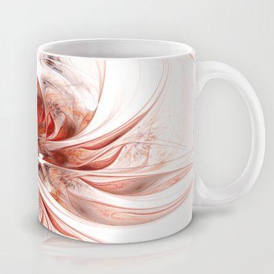 Fractal Flower Erotica Mug by Fine2art - $15.00