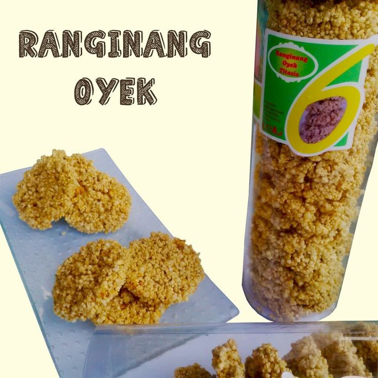 Ranginang Oyek Ranginang Oyek adalah makanan / cemilan khas Tasikmalaya yang terbuat dari Oyek atau singkong.  For Order :  SMS/WA/Tlp: 083872942790 BBM : 263F7B81  #Ranginang #Ranginangoyek #Cemilanenak #Kriuk #TutugOncom #TutugOncomInstan #BumbuNasiTutugOncom #Khas #SambelCikur #Tasikmalaya