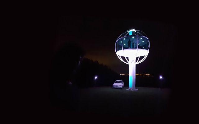 Skysphere by Jono Williams ➕ NZ