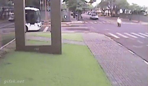 Den Bus erwischen (gif)