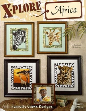 african american cross stitch patterns | AFRICAN CROSS STITCH PATTERNS « Free Patterns