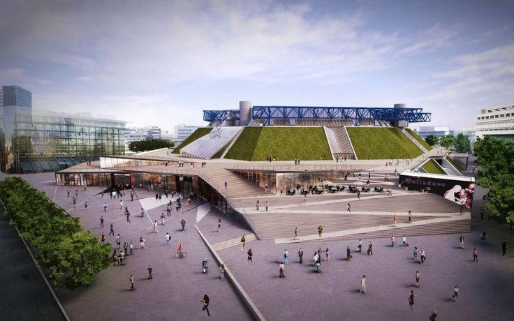 Paris : le Palais omnisport de Bercy sera rebaptisé Accorhotels Arena - Le Parisien