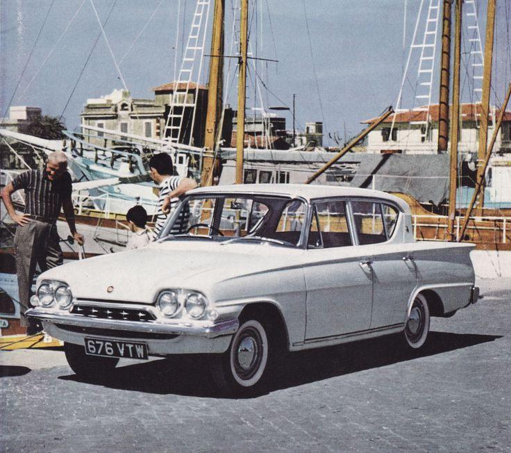 1961 Ford Consul Classic
