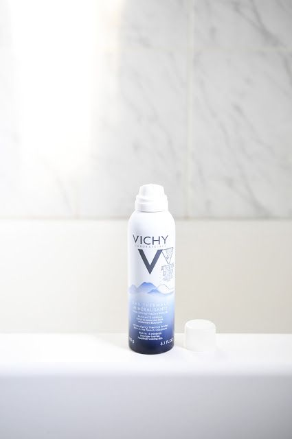 5 Ways to Use Thermal Mineral Water beauty beauty reviews skincare vichy