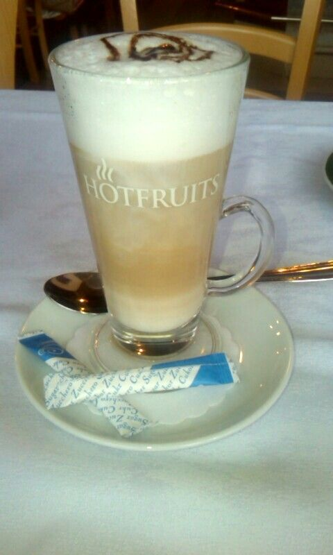 Best latte ever :3