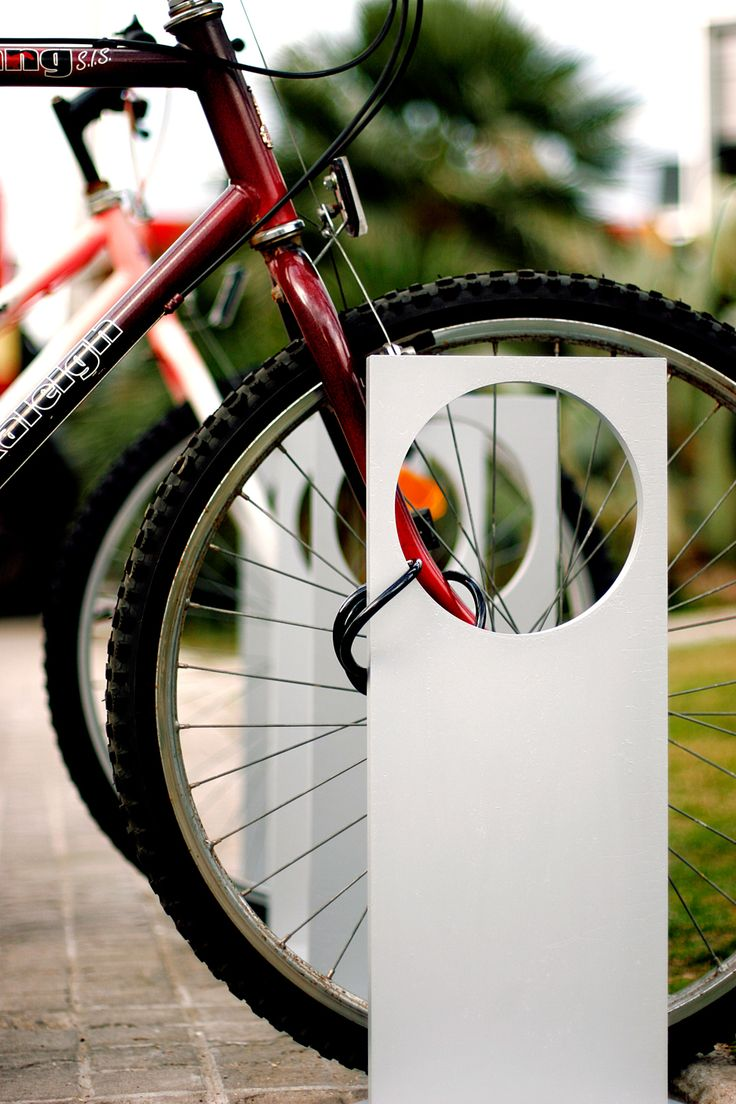 On. Bicycle rack. on Behance