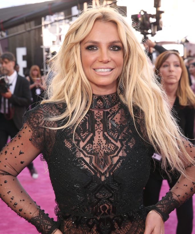 "Britney Spears Shows Off Her Bikini Bod: ""Twirling for the Haters"" from InStyle.com"