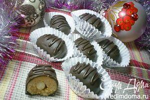 """Рецепт – Испанские шоколадные конфеты """"Катаниас"""" (Catànies)"""