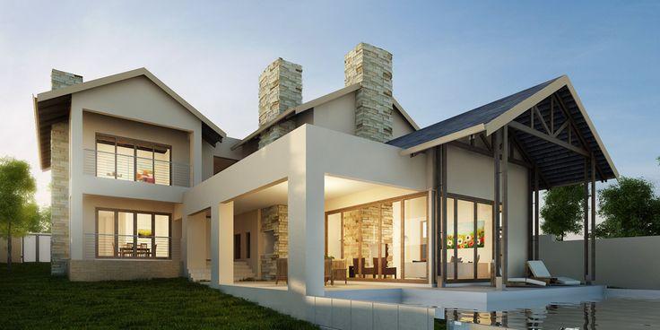 HOUSE SKELTON | Urban Habitat Architects