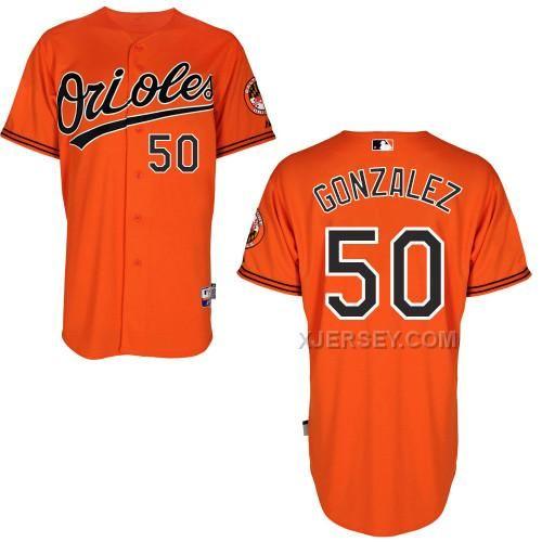 all star game wore jersey 22 httpxjerseyorioles 50 gonzalez