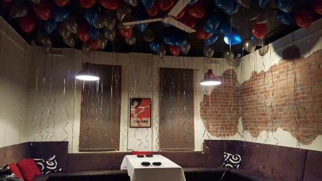 Squisito function room