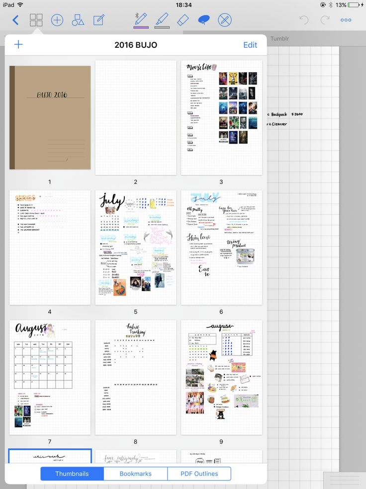 "effyxlabujo: "" {How To Start A Digital Bullet Journal} Before I start explaining how to write a digital bujo. I have to say thank you to the lovely @sushi-studies because of you I get to know..."