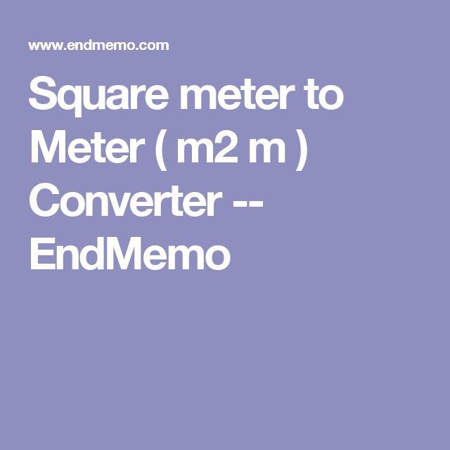 25 Best Ideas About Meter Conversion On Pinterest