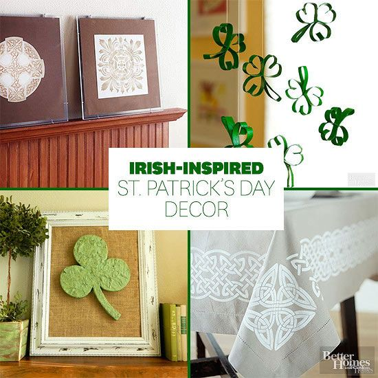 Get your home ready for St. Patrick's Day with this festive decoration: http://www.bhg.com/holidays/st-patricks-day/decorating/st-patricks-day-decor/?socsrc=bhgpin020415swingingshamrocks&page=1
