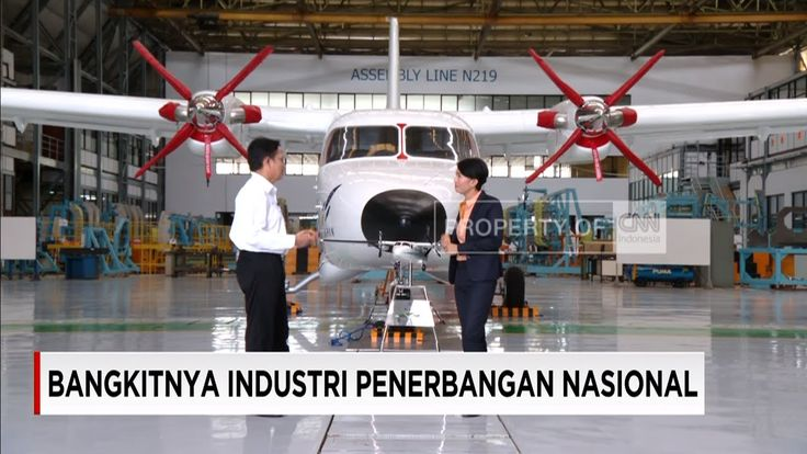 Insight with Desi Anwar-Bangkitnya Industri Penerbangan Nasional