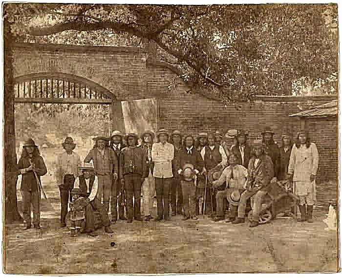 Apache Prisoners of War