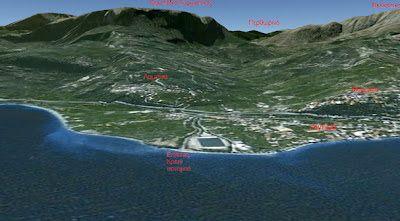 Ο Τιτάνας Κριός και η ανά τους αιώνες ιστορία του ποταμού Επιδρομή Αιτωλών κατά της Αιγείρας...