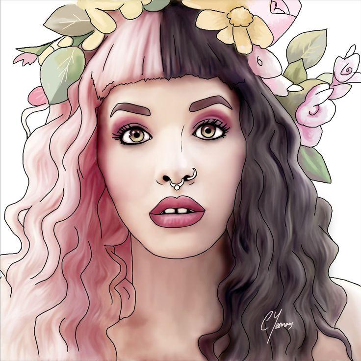 chrissieblog: New Melanie Martinez fan art