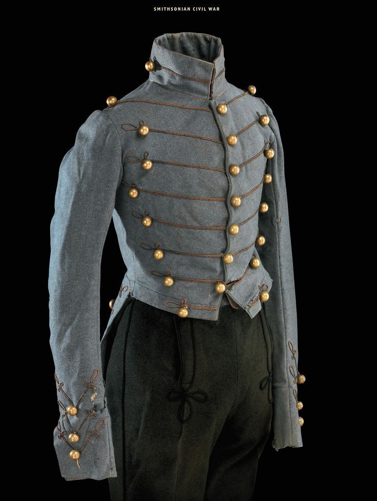 Ulysses S. Grant's West Point Uniform