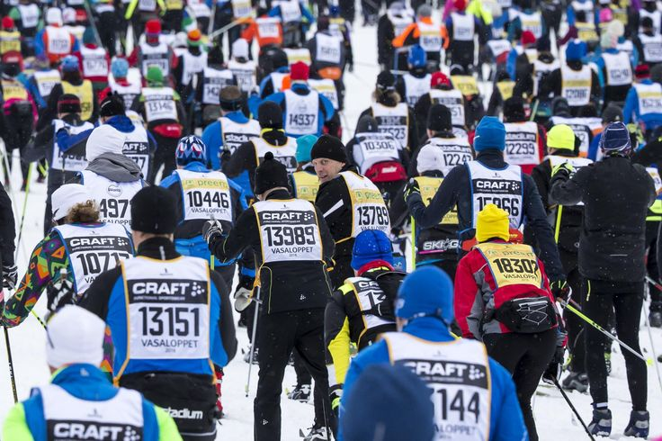 Vasaloppet 2016 FIGJAM