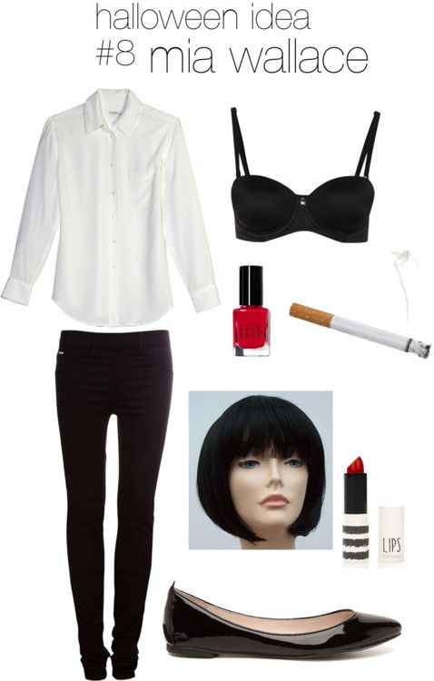 Best 25 mia wallace costume ideas on pinterest pulp fiction costume pulp fiction halloween - Deguisement pulp fiction ...