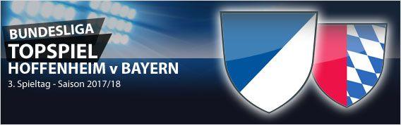 Nach der Länderspielpause rollt in der #Bundesliga endlich wieder der Ball! Eröffnet wird der 3. Spieltag mit dem überraschend stark aufspielenden HSV, der die Elf von RB Leipzig empfängt. Am Samstag steigt dann das Topspiel zwischen Hoffenheim und Bayern. Kein leichtes Unterfangen für die Münchner, da die Sinsheimer in der vergangenen Spielzeit ohne Heimniederlage blieben! Unsere Vorschau und aktuelle Wettquoten auf MeinOnlineWettanbieter.com