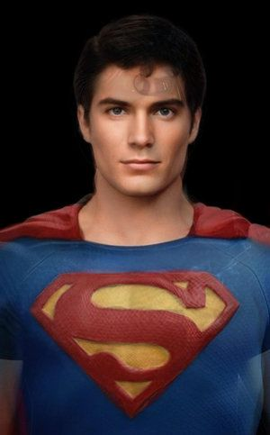 The Perfect Man Of Steel: Composite Of All Superman Actor's Faces | Geekologie