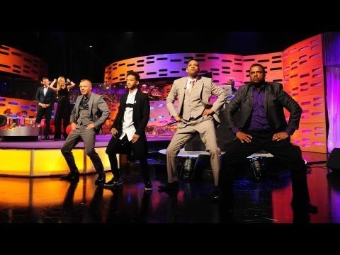 Will & Jaden Smith, DJ Jazzy Jeff & Alfonso Ribeiro Rap! | 30 Videos That Will Make You A Fan Of The Graham Norton Show
