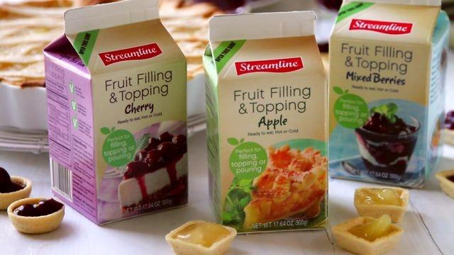 Streamline-Fruitfilling by Skovdal & Skovdal.