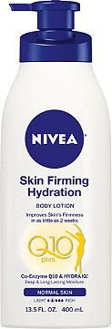 NIVEA Skin Firming Body Lotion, formulated with Co-Enzyme Q10 Complex and…