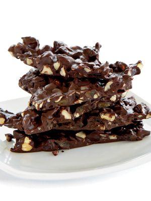 Recipes from The Nest - Chocolate Hazelnut Bark