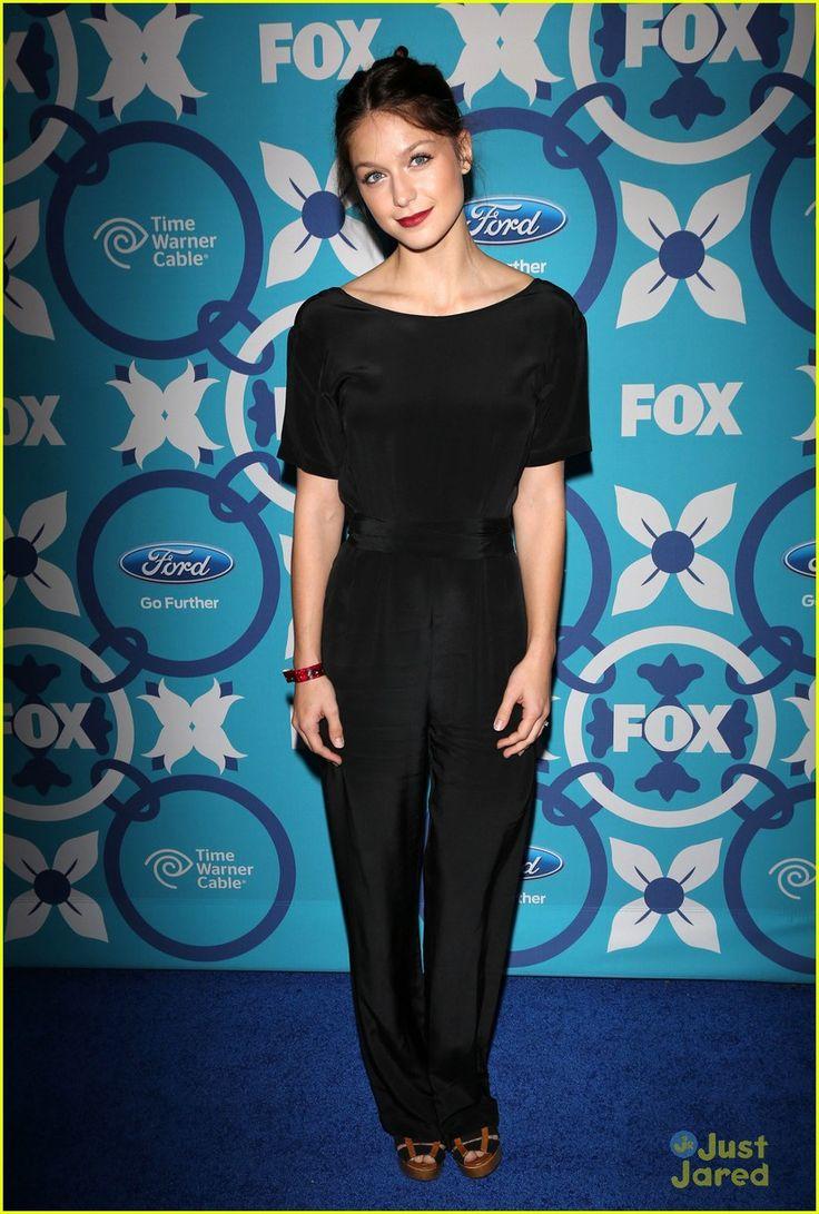 Melissa Benoist & Blake Jenner: Fox Fall Eco-Casino Party |