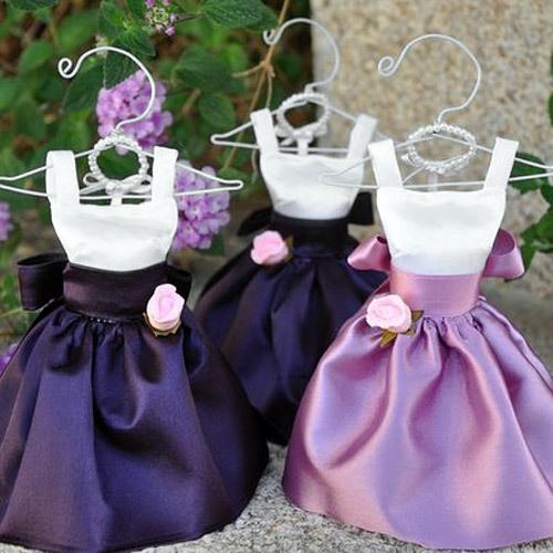 Flower Girl Dress Sachets by Beau-coup
