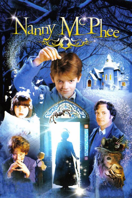 Watch Nanny McPhee (2005) Full Movie Online Free