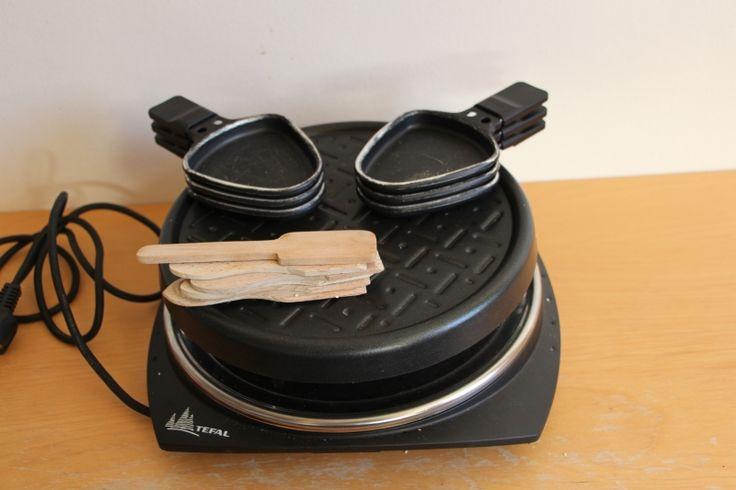 Les 25 meilleures id es de la cat gorie appareil raclette sur pinterest appareil raclette - Appareil tefal a raclette ...