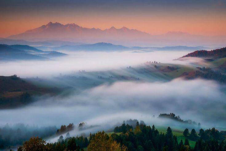 Misty Slovakia