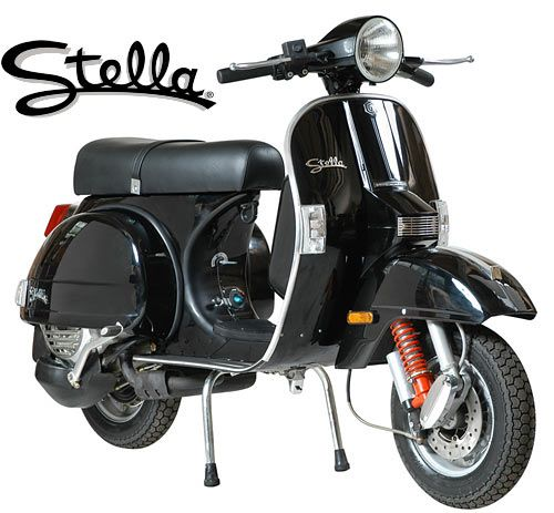 Stella scooter about 1 000 cheaper than a vespa and just for Motor scooter dealers near me