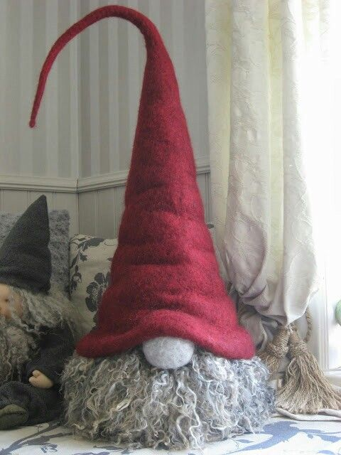 Swedish vätte, gnome. Made by me