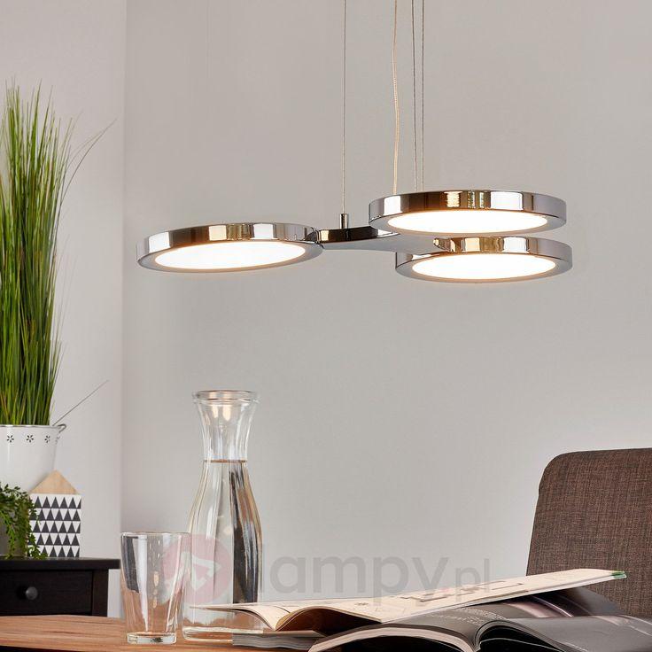 3-punktowa lampa wahadłowa LED BETIKA 9973012