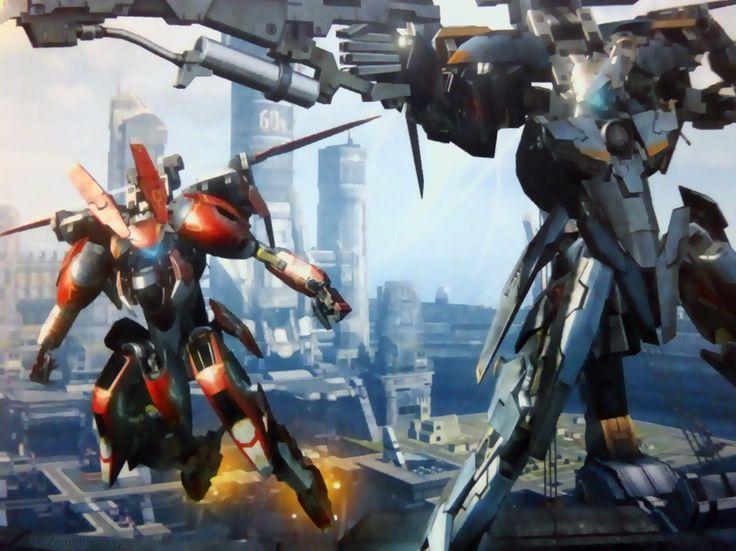 #Xenoblade #XenobladeChroniclesX #WiiU #Videogames