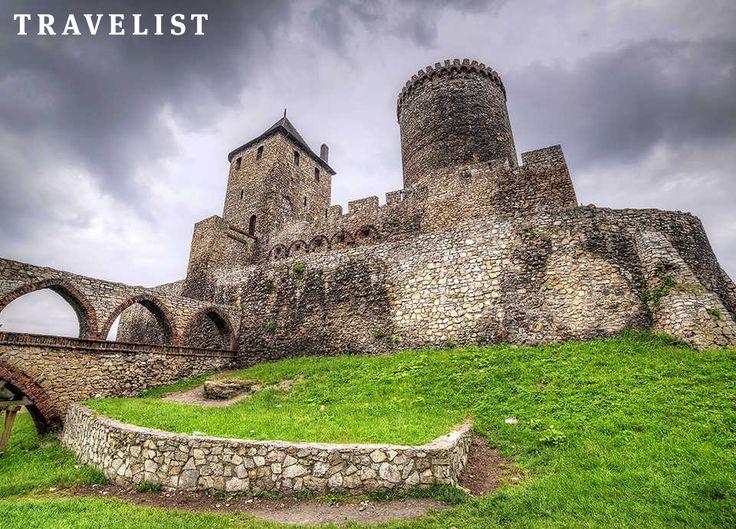 Będzin po drodze. TOP 10 - Najpiękniejsze Polskie zamki. Co warto zobaczyć? - National Geographic