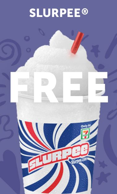 Mark your calendars! 7-Eleven is offering FREE Small Slurpees again on July 11, 2016 from 11 a.m. to 7 p.m. You will also get credit for 11 free Slurpees if you download the 7-Eleven App and purchase seven Slurpee drinks from July 12 – 18, …